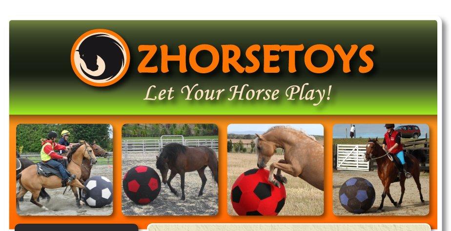 Oz Horse Toys