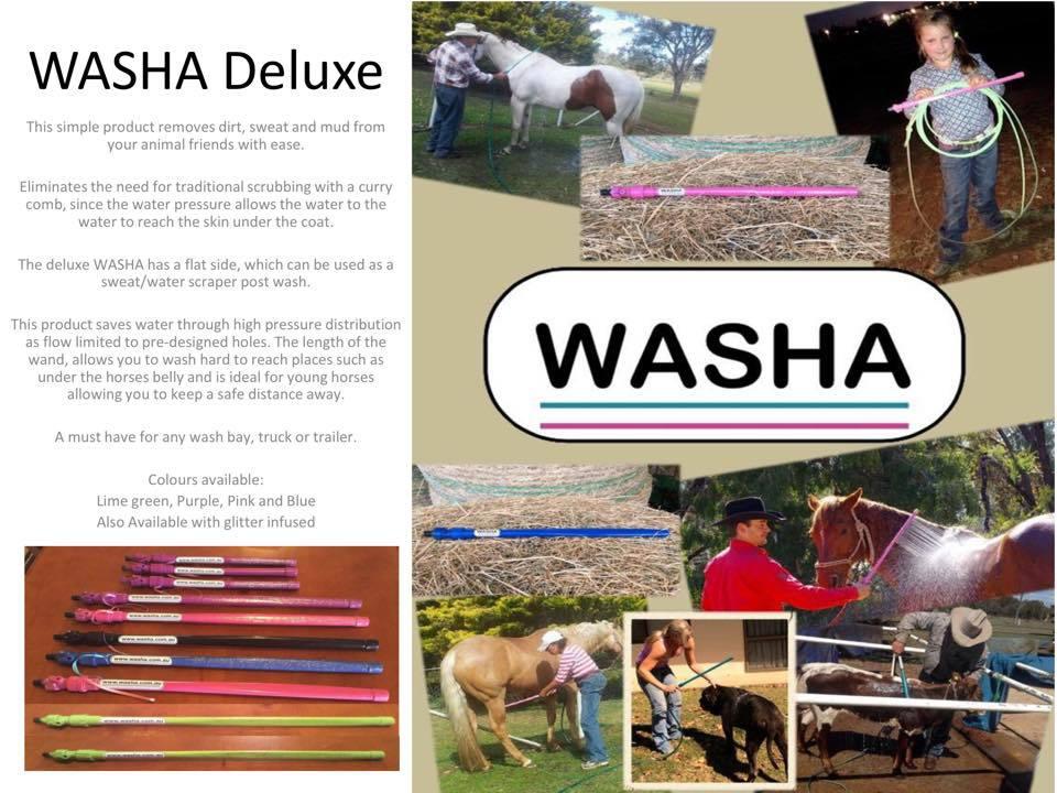 Washa Wand